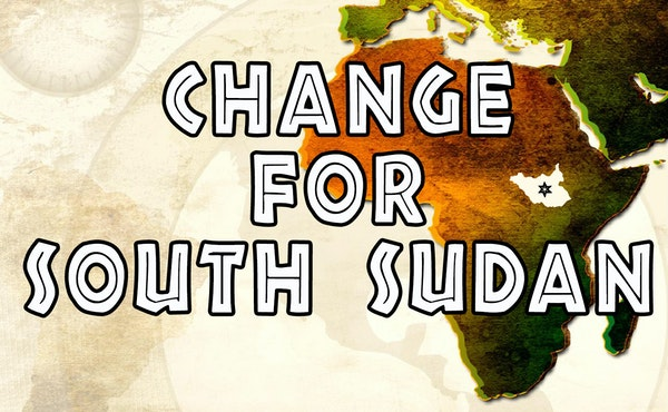 Change For South Sudan Cropped