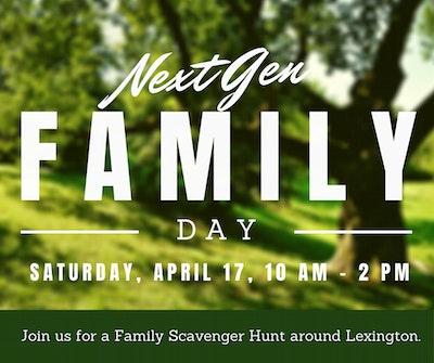 Next Gen Family Day 2021