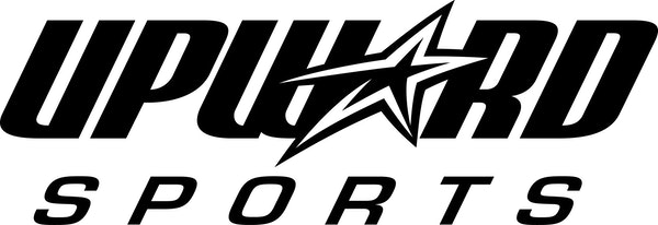 Upward Sports Black On White