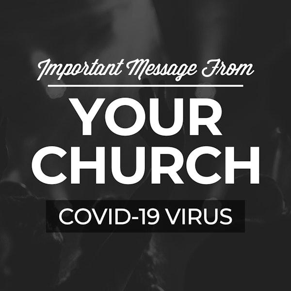 Sharefaith Media Corvid 19 Virus Slides Announcement Generic Square