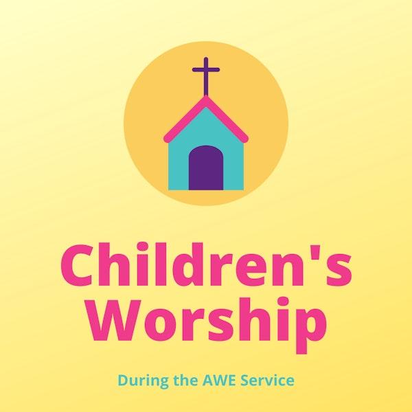 Childrens Worship During Awe