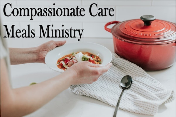 Compassionate Care Meals Ministry Logo