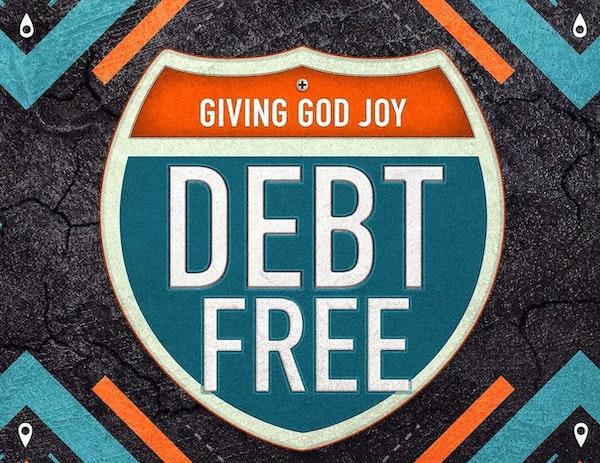 Debt Free Graphic