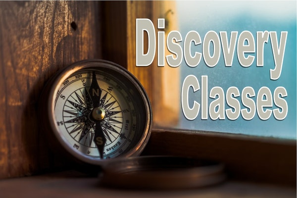 Discovery Classes Logo