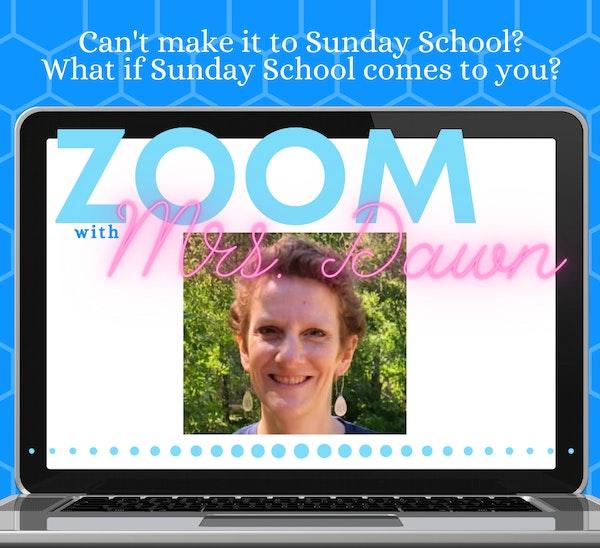Ms Dawn Sunday School 10 20