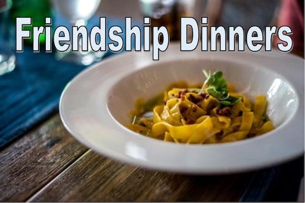 Friendship Dinner Logo