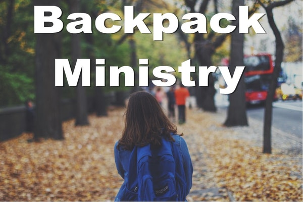 Backpack Ministry Logo