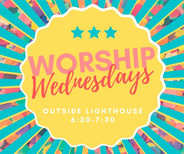 Worship Wednesdays For Kids