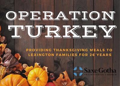 Rustic Thanksgiving Greeting Card