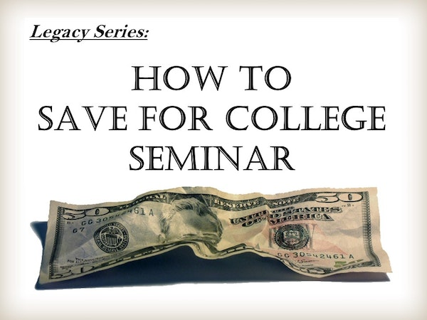 How To Save For College Image