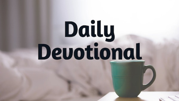 Daily Devotional Graphic