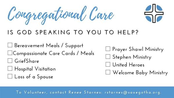 Congregational Care Slide Final